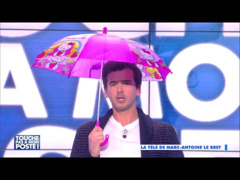 La télé de Marc-Antoine Le Bret : Cyril Hanouna, Didier Deschamps, François Hollande,..