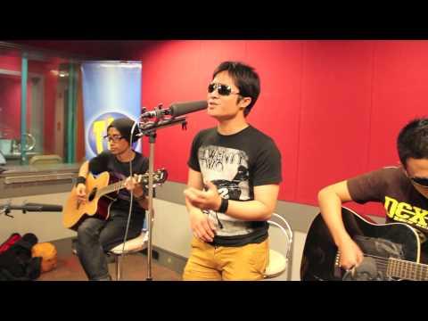 Kasih Jangan Pergi - PRIA BAND (LIVE)