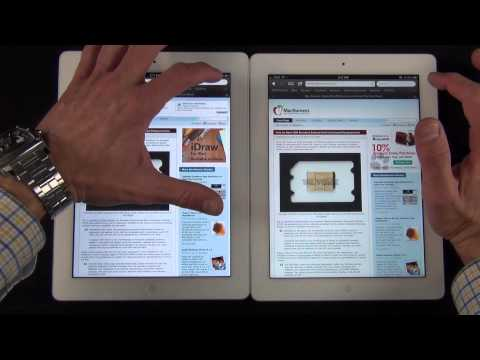 Apple iPad 3 vs iPad 2: Speed & Performance Comparison