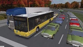Omsi 2 tour (1614) 德國 Berlin linie 147 S+U Zoologischer Garten - Am Omnibushof @ Man Lion' City DTF