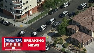 "Lancaster ""Sniper Shooting"" Was A Hoax - LIVE BREAKING NEWS COVERAGE"
