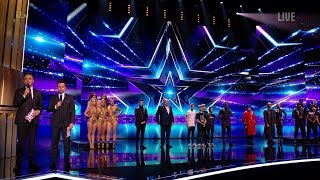 Britain's Got Talent 2019 Live Semi-Finals The Results Night 3 Who Makes It Through Full Clip S13E14