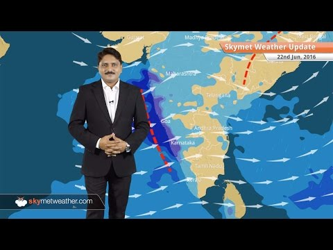 Weather Forecast for June 22: Monsoon reaches Kashmir, Himachal, Uttarakhand; most of UP, MP covered