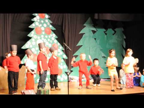 chen school nut cracker performance