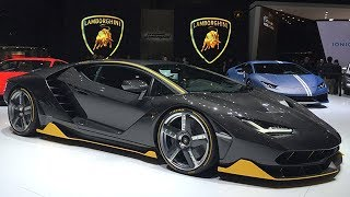 The 10 Most Beautiful Lamborghini Cars of All Time
