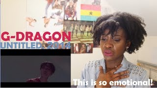 G DRAGON Untitled 2014 MV REACTION Quick Thoughts on T O P