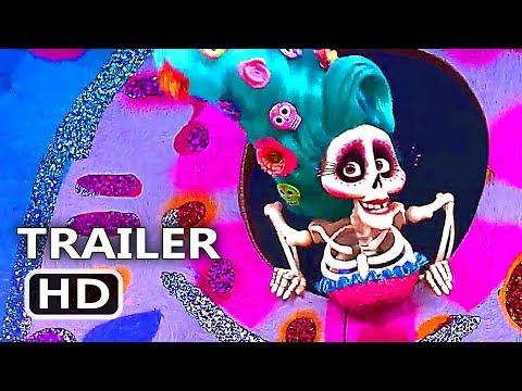 COCO trailer hd