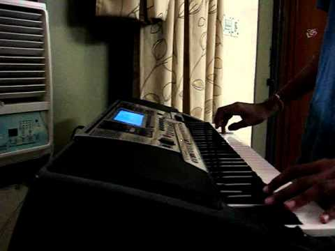 Indian Idol 1 song - Yaad aayenge yeh pal (Keyboard cover)
