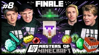 FINALE MASTERS OF MINECRAFT | MOM #8
