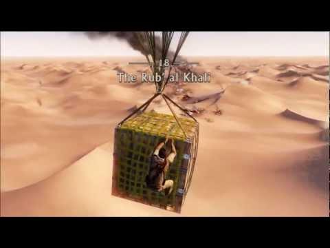 Uncharted 3: Chapter 18-The Rub al Khali