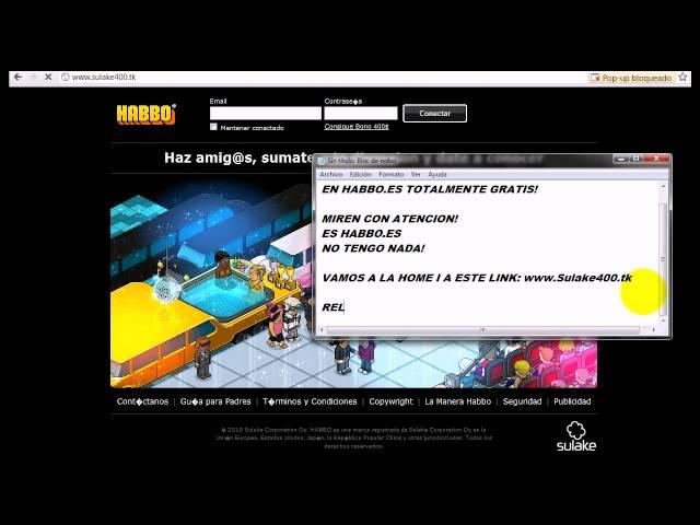 hack programa habbo