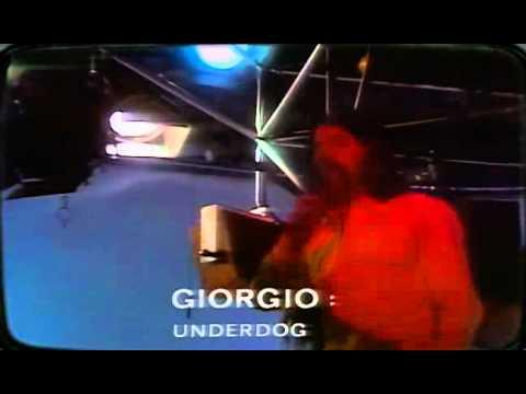 Gorgio Moroder - Underdog