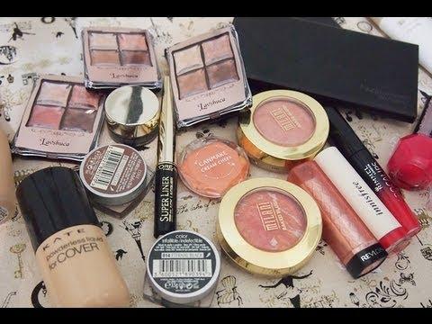 ♥黑咪推介♥ 二百元以下平價化妝品好物