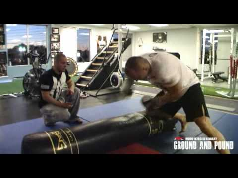How to train Ground and Pound for MMA Image 1