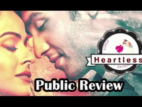 Heartless Public Review | Hindi Movie | Adhyayan Suman, Ariana Ayam, Shekhar Suman, Om Puri