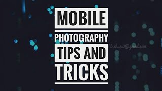 Channel intro video   Mobile PHOTOGRAPHY TIPS AND TRICKS MALAYALAM