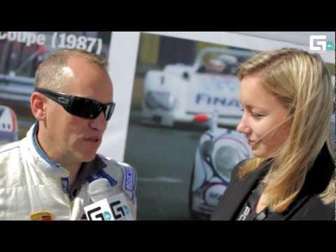 Презентация Porsche Boxster Saint-Petersburg 2012