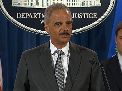 Holder: the DOJ Stands Behind Ferguson