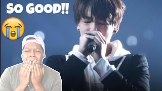 JungKook  See you again Cover Reaction