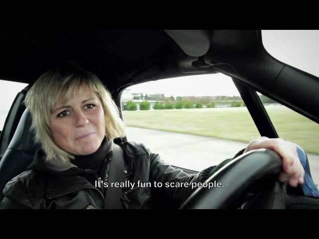 BMW unscripted. Sabine Schmitz. - YouTube