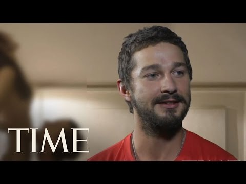 A Guide To Shia LaBeouf's Bizarre Antics