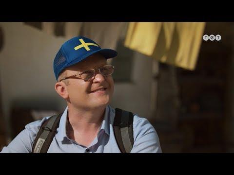 Однажды под Полтавой. Швед под Полтавой. 83 серия