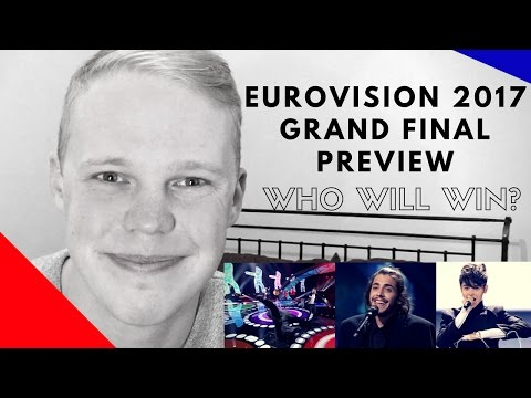 Eurovision 2017: GRAND FINAL PREVIEW - WHO WILL WIN?