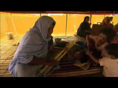 4 beautiful women play stripping a balancing game - 4 7