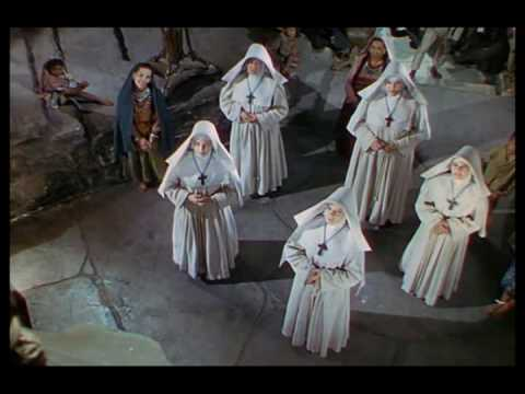 Silly Moment no.1 - Black Narcissus
