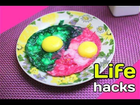 6 Идей с яйцами / Tanya StreLove