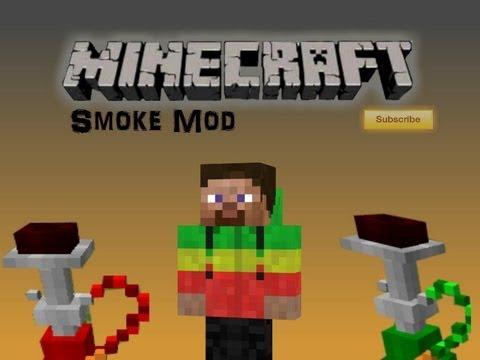 Fuma una pipa Mod para Minecraft 1.5.1 - Review y Descarga