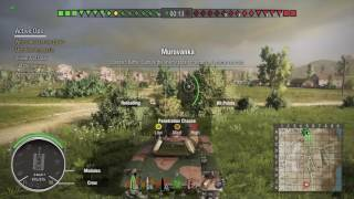 How to light tank! WoT PS4
