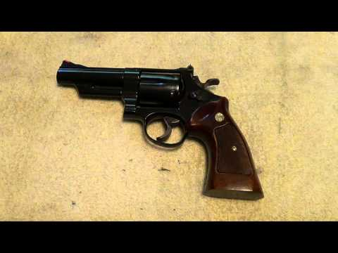Smith & Wesson model 29-2 .44 Magnum revolver with 4 inch barrel