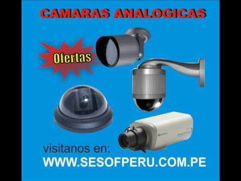 Camaras de seguridad y camaras de vigilancia youtube - Camaras de vijilancia ...