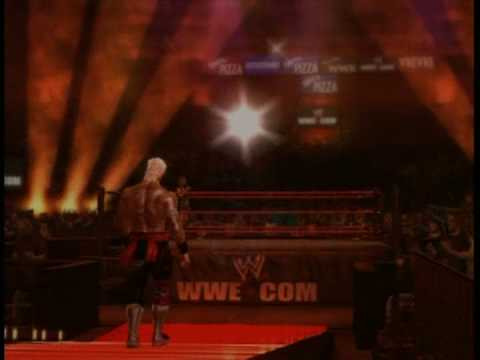 SvR 2009 MaKaVeLi CAW Entrance ~ ||BloodY RoaR||