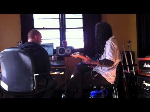 Brian Head Welch - Tracking Guitars #2&Gear