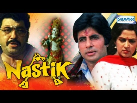 Nastik - Amitabh Bachchan - Hema Malini - Full Movie In 15 Mins