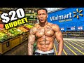 $20 A WEEK BULKING | Walmart Grocery List Shopping Tips