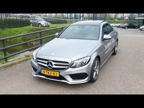 Mercedes-Benz C Class 2014 Start Up Drive In depth review Interior Exterior