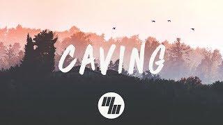 Justin Caruso - Caving (Lyrics / Lyric Video) ft. James Droll