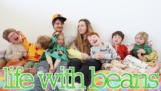 New Intro! (Family Vloggers/Young Parents of Six Kids aged 6,5,4,3,3,3)
