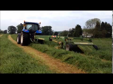 Silage 2014 in Northern Ireland