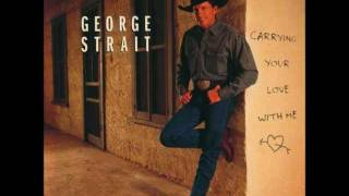 Watch George Strait Round About Way video