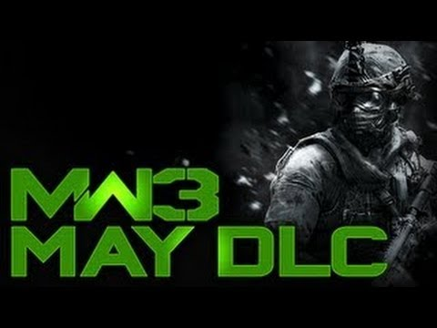 MW3 - MAY DLC DETAILS - Xbox 360 - PS3 - PC - Map Pack Release Date