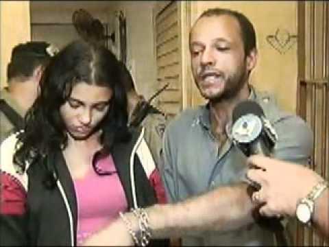 Casal é preso acusado de roubar fiação de casa em construção