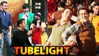 download lagu Salman Khan On Saregamapa For Tubelight Promotion, Tubelight Song gratis