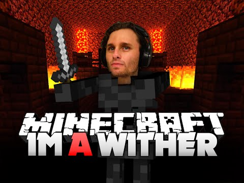Minecraft: I'M A WITHER SKELETON