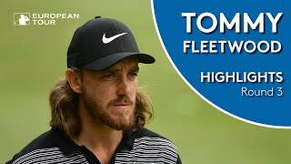 Tommy Fleetwood Highlights | Round 3 | 2018 Honma Hong Kong Open