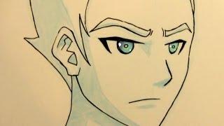 Anime Shading Techniques: Manga Face