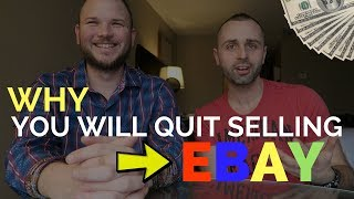 The Honest Truth Why Most People QUIT Selling on eBay...